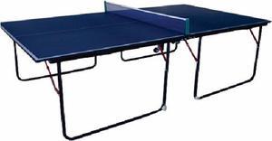 Mesa Ping Pong Sport Fitness Original 12mm Malla Y Raquetas
