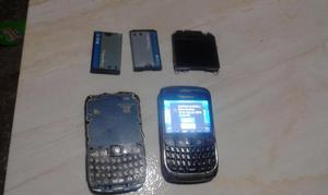 vendo o permuto 2 blackberry curve para repuestos