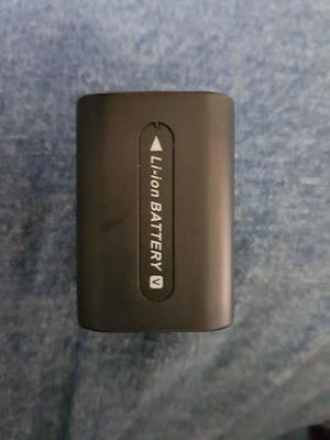 Bateria Pila Sony Np Fv70 - Para Videocamara - Nueva!!!