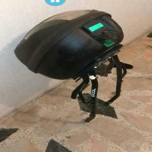 Baul para Moto Parrilla - Bogotá