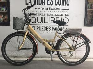Bicicleta Playera - Bogotá