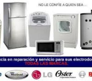 Mantenimiento de neveras y lavadoras aires 3102617695