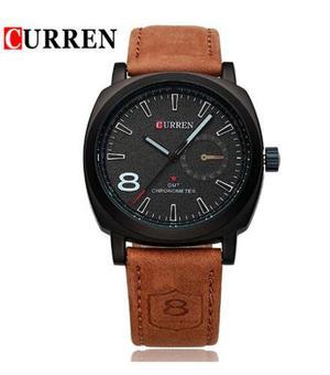 Reloj Hombre Curren  - Negro