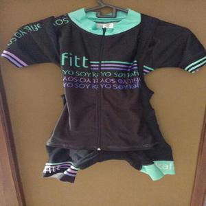 Uniforme Ciclismo Katfit Mujer - Villavicencio