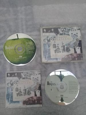 CD THE BEATLES ANTOLOGIAS 1 Y 2 ORIGINALES NUEVAS.