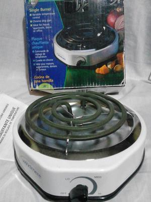 Cama electrica portatil posot class - Cocina electrica portatil ...