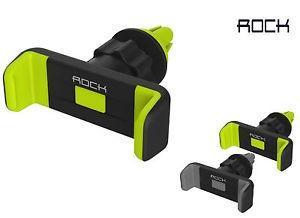 Holder Soporte Para Celular Rock De Carro Rejilla Aire