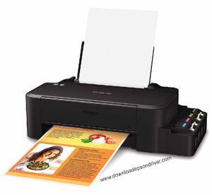 Impresora Epson L120 Incluye tintas CMYK - Bogotá