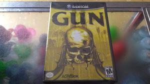 Juego De Gamecube Original Nuevo Sellado,gun