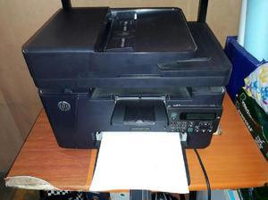Vendo Impresora HP láser Jet Pro MFP m12fn - Granada