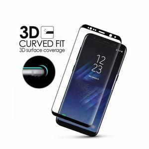 Vidrio Templado 3d Samsung Galaxy S8 + Plus Protector Curvo