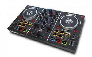 Controlador Numark Party Mix Dj Doble Virtual Dj