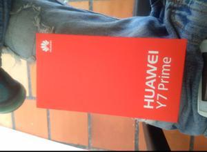 Huawei Y7 Prime Un Mes de Uso con Garant