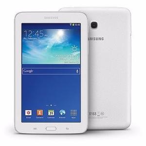 Tablet 7 Samsung Galaxy Tab E Sm-t113nu Blanca