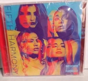 Fifth Harmony Cd Nuevo, Sellado Y Original