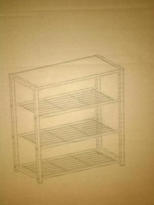 Mueble Organizador - Bello