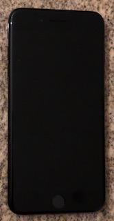 iPhone 7 Plus 128 GB Negro Brilliante Como Nuevo LIBRE!