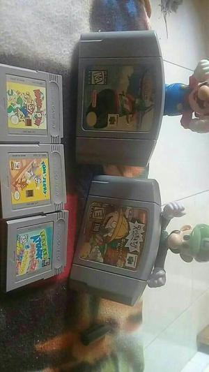 Juegos de N64 Y Game Boy