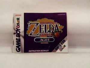 Manuales Reproducción Juegos De Gameboy, Color, Advance