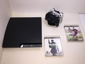 *Oportunidad* Sony Play Station 3 de 500 Gb 2 Controles