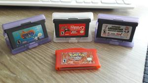 Películas Game Boy Advance
