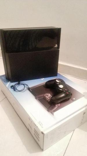 Playstation 4, 1 Control, 2 Juegos, 500Gb