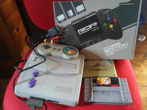 Super Nintendo Y Retro Duo