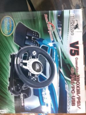 Vendo Volante para, Xbox, Pc,etc
