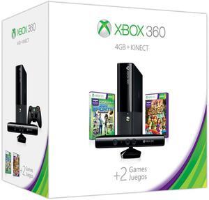 Xbox 360 con Kinect Nuevas Chip 5.0 2 Co