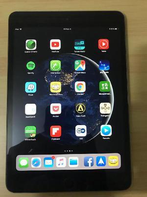 iPad Mini 2 Pantalla Retina 16Gb Wifi Negra Como Nueva -