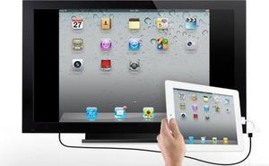 Adaptador Digital Av Hdmi 30 Pines A Hdtv Ipad 2/3/iphone 4s