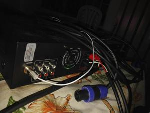 Amplificador 2 Cabinas
