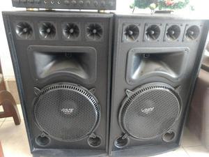 Amplificador 2 Cabinas de Sonido Vento