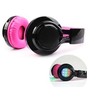 Audífonos Bluetooth Diadema Mp3 Radio Fm Micro Sd
