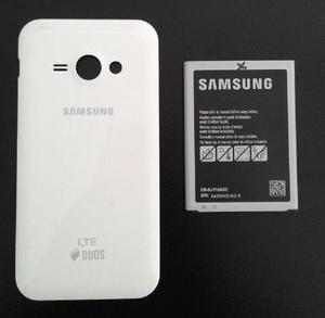 Bateria y Tapa Trasera Celular Samsung J1 - San Juan de