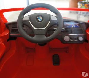Carro Electrico para niños BMW X 5