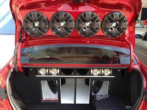 Completo sistema de Audio para carro en perfecto estado y