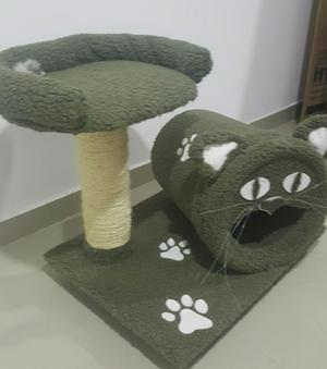 Gimnasio para gato Gangazo
