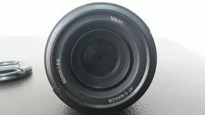 Lente Nikon 50mm 1.8