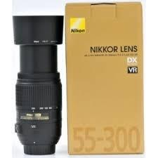 Lente Nikon  mm VR DX Nuevo