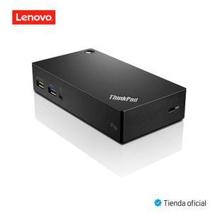 Multiplicador De Puertos Thinkpad Lenovo Pro Dock Usb 3.0