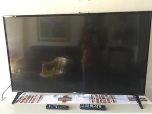 TV LG SMART TV FULL HD 49 PULGADAS COMO NUEVO