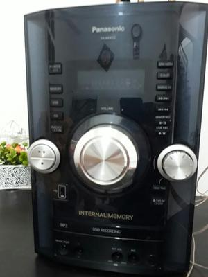 Vendo Equipo Panasonic Usb Cd Mp3