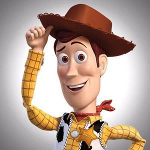 Woody Toy Story, Buzz Light Year, Habla, Grande De 40 Cms