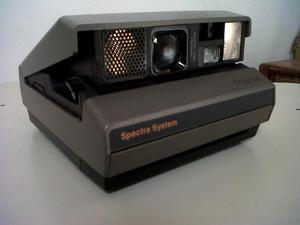 camara clasica polaroid spectra system retro vintage