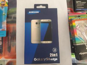 cargador samsung original cargarapida para todo celular 3A -