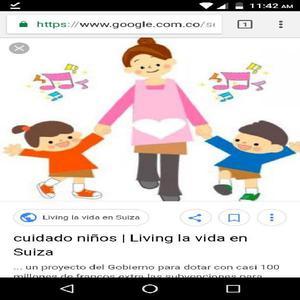 Cuido Niños en La Ciudad de Cartagena - Cartagena de Indias