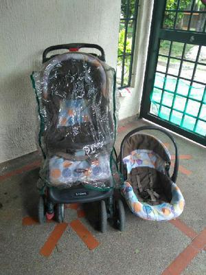 Vendo Coche Silla para Bebe - Ibagué