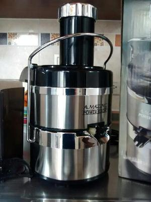Extractor Frutas Y Verdura Power Juice - Medellín