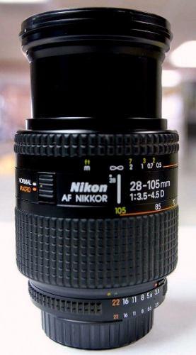 Lente Macro Fx- Full Frame Nikon mm F3,5